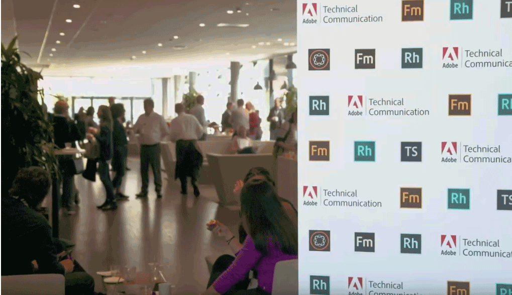 Adobe TechComm Day 2018
