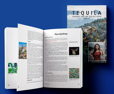 The Tequila book from Tequila.dk